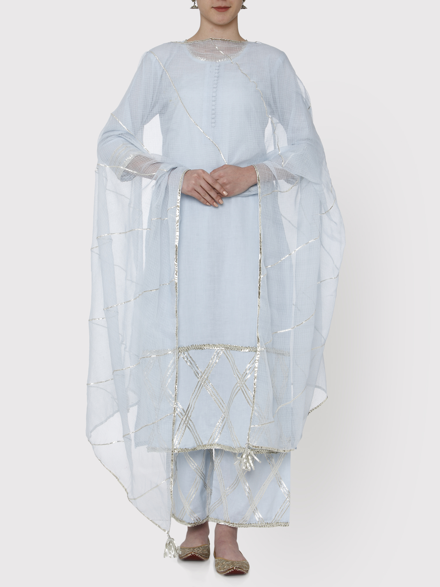PADAMJA POWDER BLUE