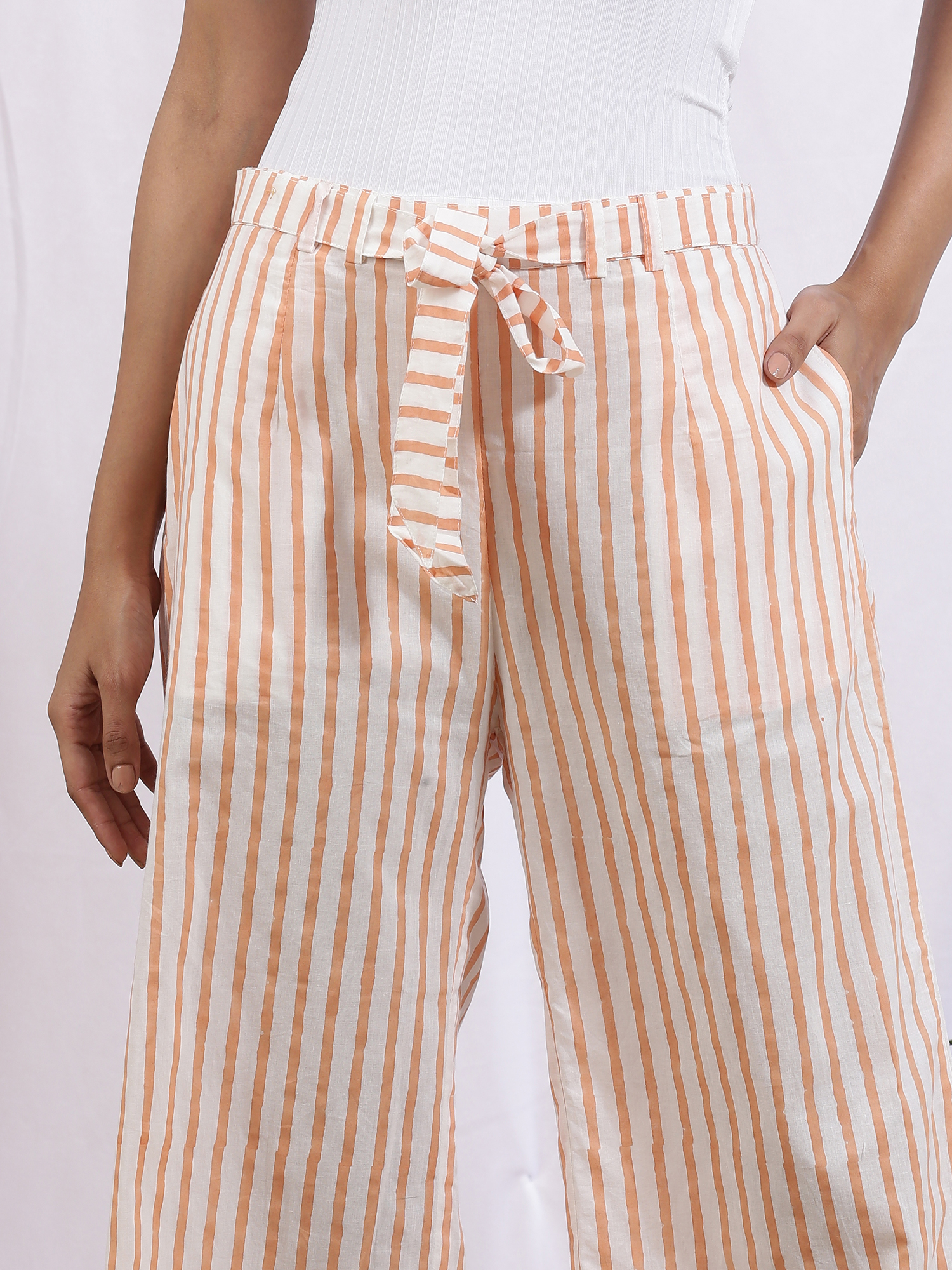 Mangue stripe Pants
